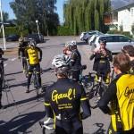 Gaul! Mont Ventoux Challenge dag 1
