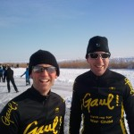 Gaul! on ice